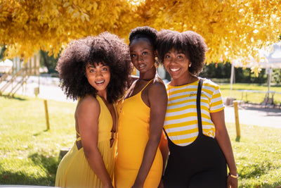 Local Dallas Blogger Creates a Hair Care Line to Bring Naturals Together