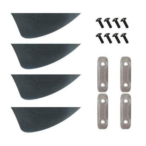 AK Fin Wake Fins (set of 4)