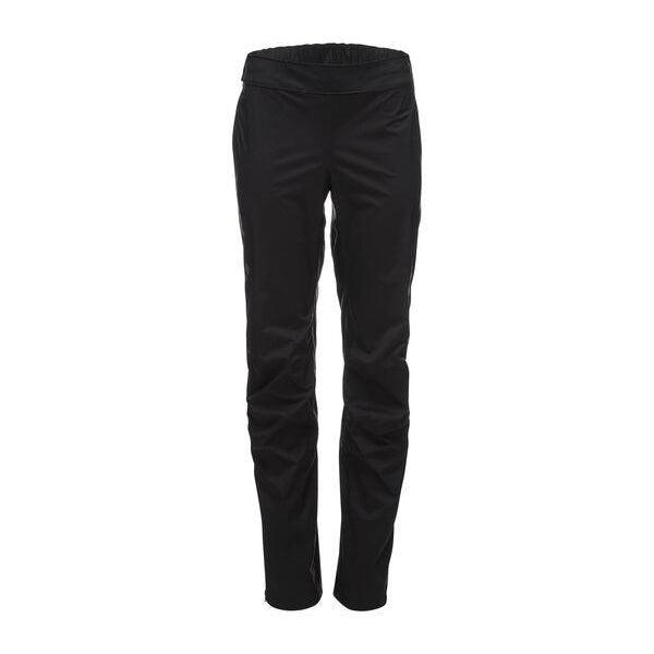Black Diamond Stormline Stretch Full Zip Rain Pants - Womens