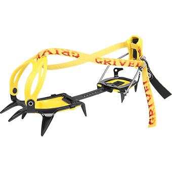 Grivel G10 New Matic Crampon-2ndWind-Sports