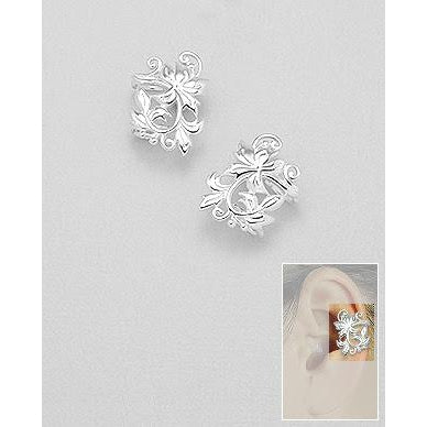 | White Silver Earrings | Snowflake Silver Earrings | Snowflake Earrings | 925 Silver Earrings | Women Silver Earrings | Snowflake 925 Silver Earrings |