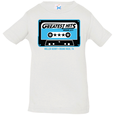 NEW INFANT Greatest Hits Logo T-shirt