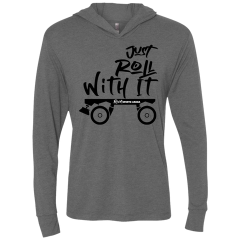 Just Roll With It - Long Sleeve Pullover