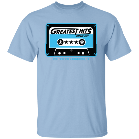 NEW YOUTH Greatest Hits Logo T-shirt