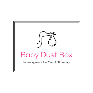 Mom To Be Box - Baby Dust Box