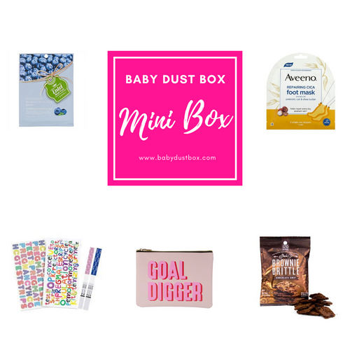 Mini Gift Box - Baby Dust Box