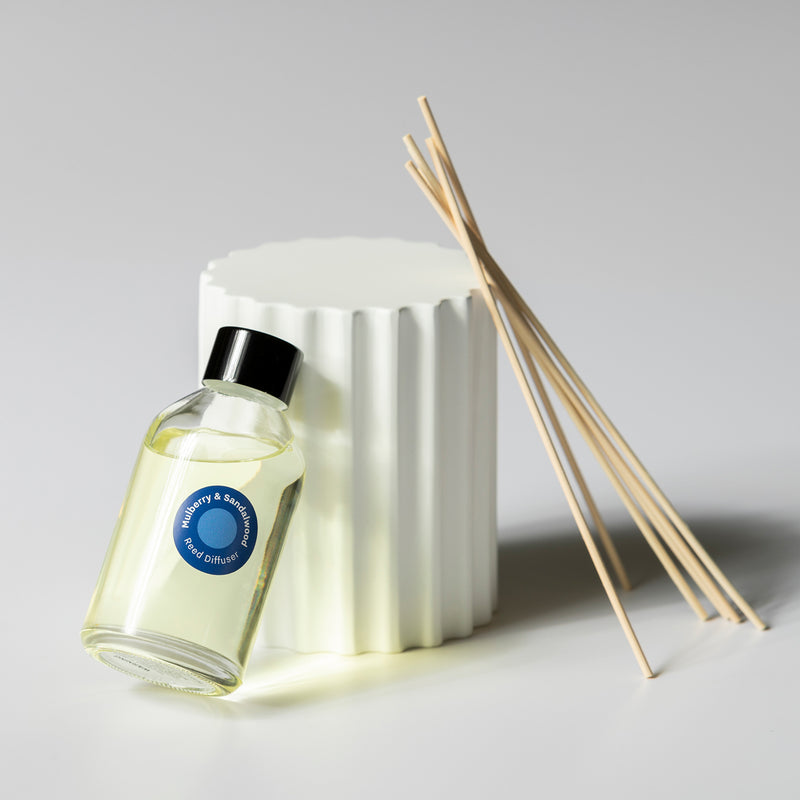 Mulberry & Sandalwood Reed Diffuser