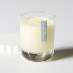 Jasmine & Honeysuckle Glass Candle