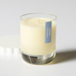 Sweet Juniper Glass Candle