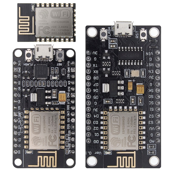 Wireless module CH340/CP2102 NodeMcu V3 V2 Lua WIFI Internet of Things development board based ESP8266 ESP-12E with pcb Antenna