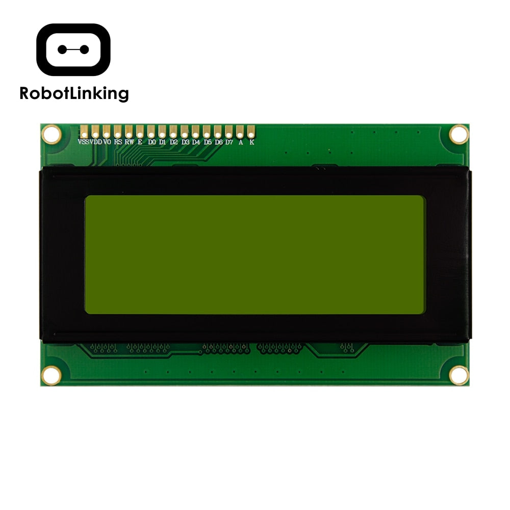 LCD 2004 Display Module 5V Yello Green (Blue) Screen 20*4 LCD