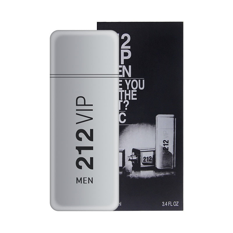 Male Perfume For Men Parfum Deodorant Crystal 212 Original Men Perfume For Men's Perfume Fragrance 100ml