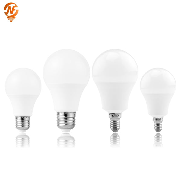 LED E14 LED Bulb E27 LED Lamp AC 220V 230V 240V 3W 6W 9W 12W 15W 18W 20W Lampada LED Spotlight Table Lamp Lamps Light