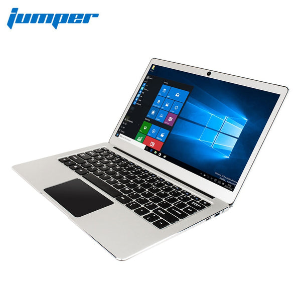 "RU Sent ! Jumper EZbook 3 Pro Laptop 13.3"" IPS Screen Intel  J3455 6GB 64GB Notebook 2.4G/5G WiFi with M.2 SATA SSD Slot"