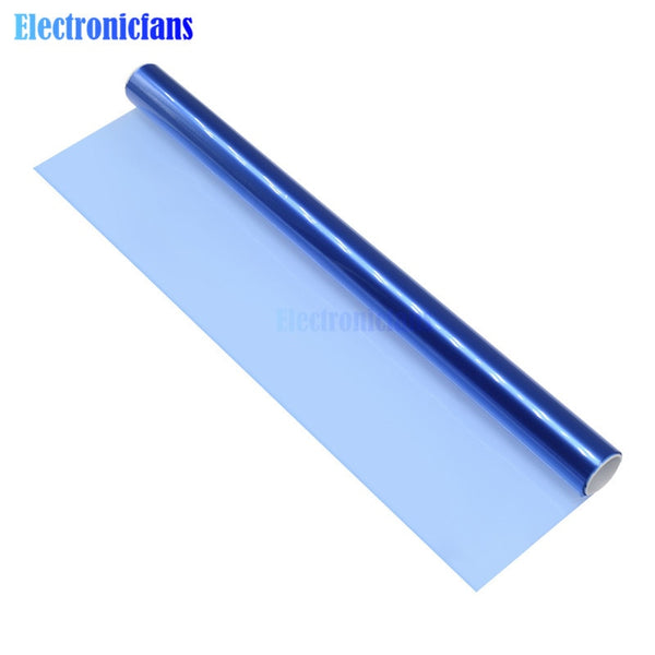 30CMx1M 1M Portable Photosensitive Dry Film for Circuit Photoresist Sheet for Plating Hole Covering Etching Producing PCB Board