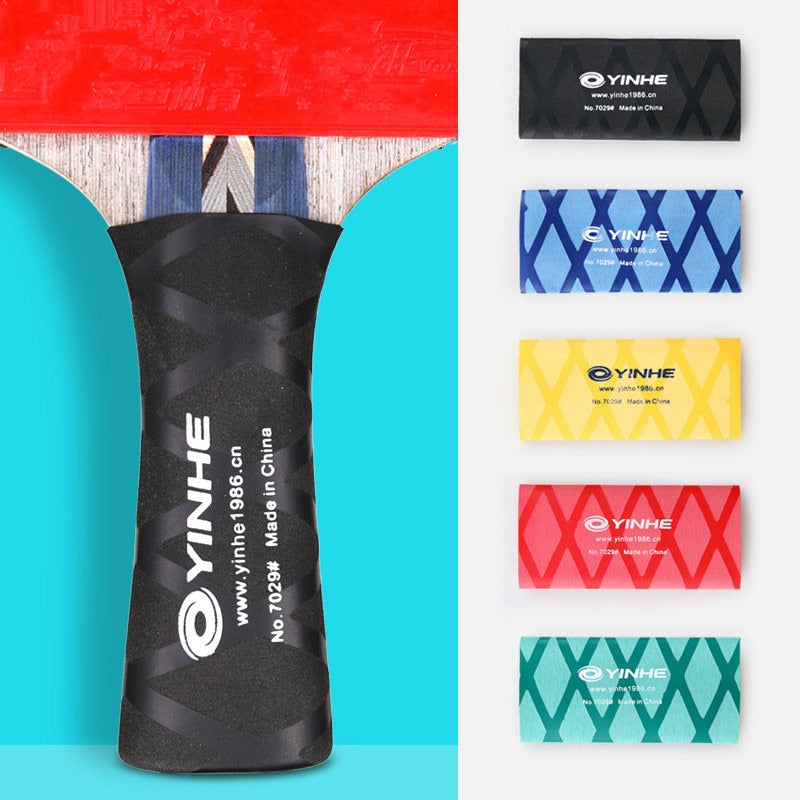 2pcs YINHE galaxy overgrip for table tennis racket handle tape heat-shrinkable ping pong set bat grips sweatband Accessories