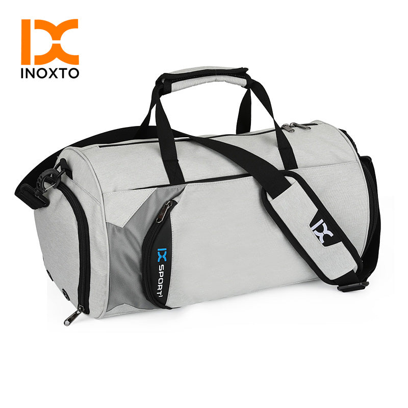 2019 Sport Gym Bag Lady Women Fitness Travel Men Handbag Outdoor Female Backpack with Separate Space For Shoes