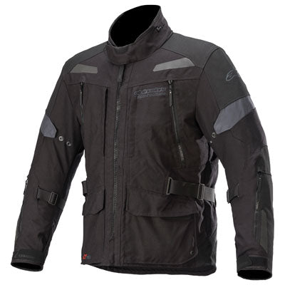 Alpinestars Valparaiso V3 Drystar Jacket Medium Black