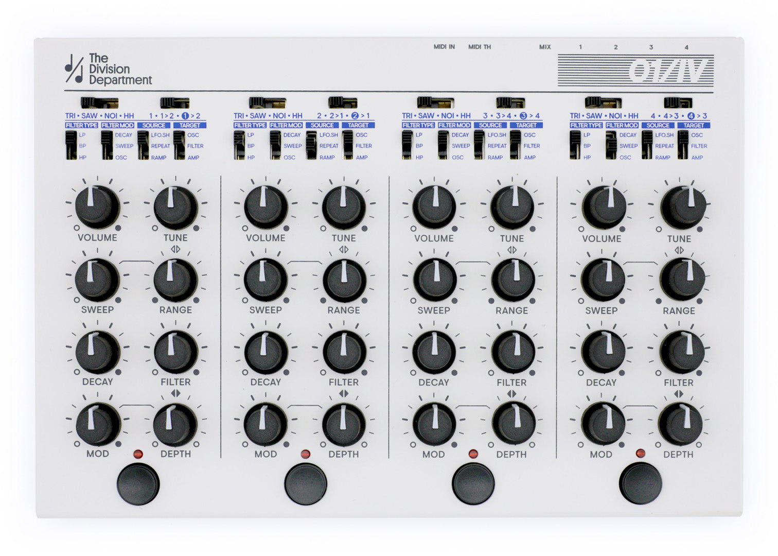 01/IV DRUM SYNTH
