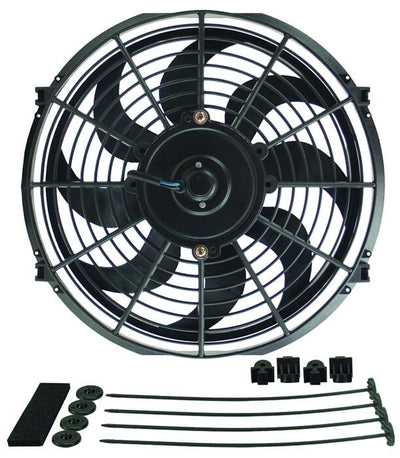 "Derale 18912 12"" Dyno-Cool High Performance Electric Fan"