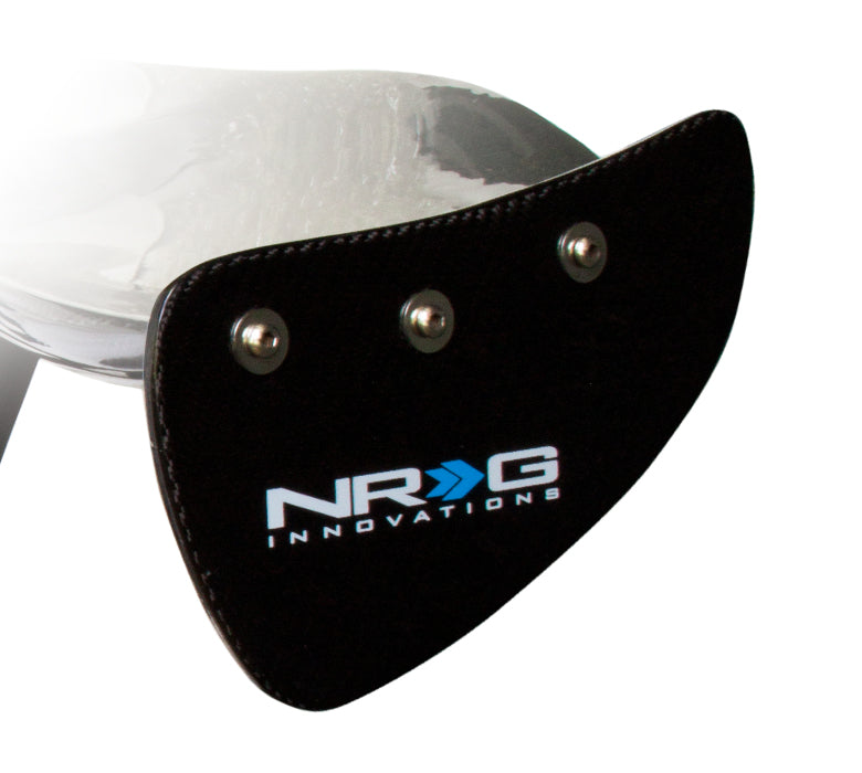 NRG CARB-P690NRG Carbon Fiber End Plates (Sold as pair)