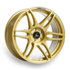 Cosmis Racing MRII Gold Wheel 18x8.5 +22mm 5x114.3