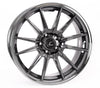 Cosmis Racing R1 Pro Black Chrome Wheel 18x10.5 +32mm Offset 5x100