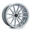 Cosmis Racing R1 Silver Wheel 18x9.5 +35mm 5x114.3