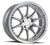 Aodhan DS07 18x9.5 5x100 +35 Silver w/Machined Face