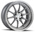 Aodhan DS07 19x9.5 5x114.3 +15 Silver w/Machined Face