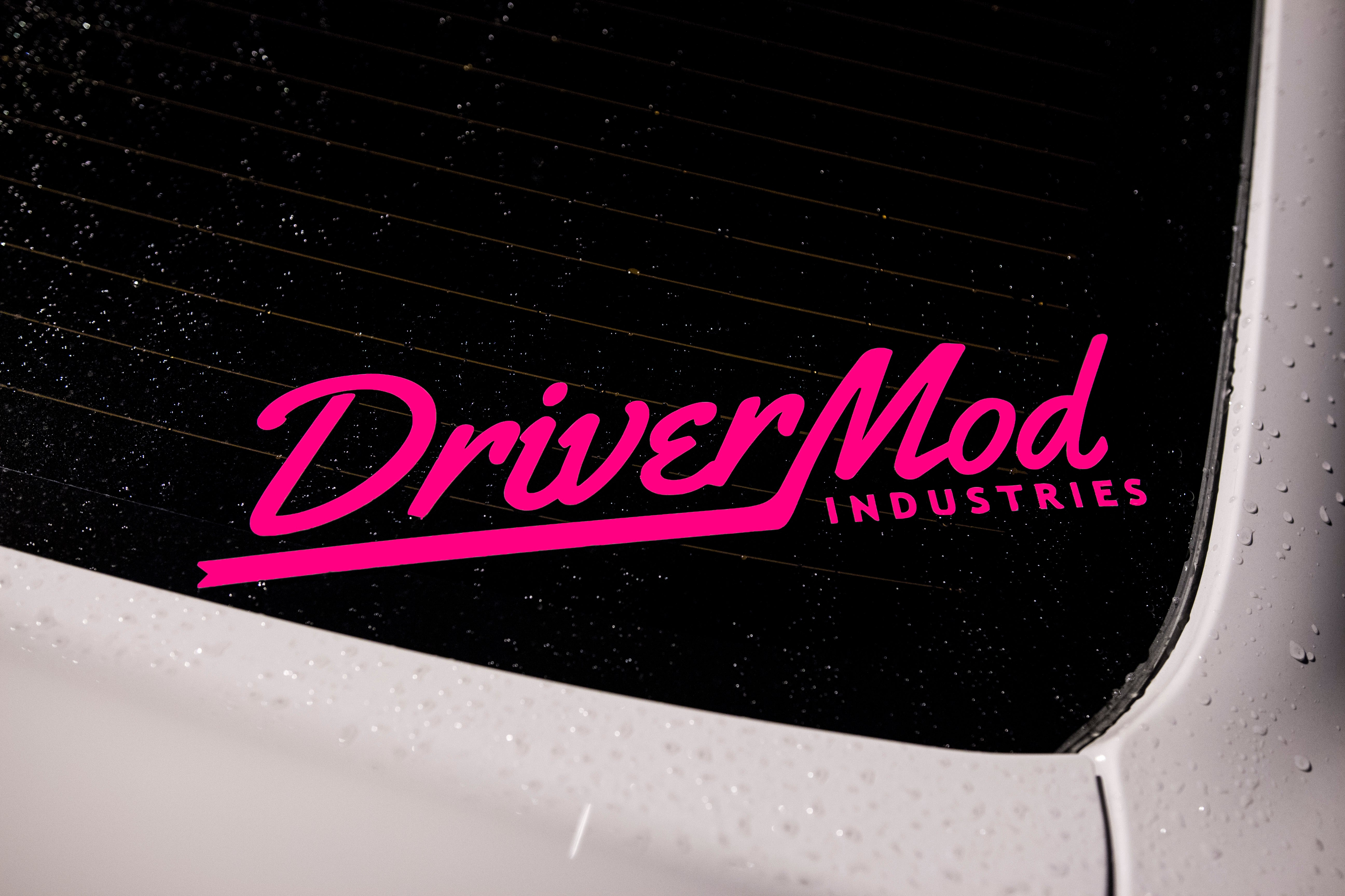 DriverMod Industries Decal
