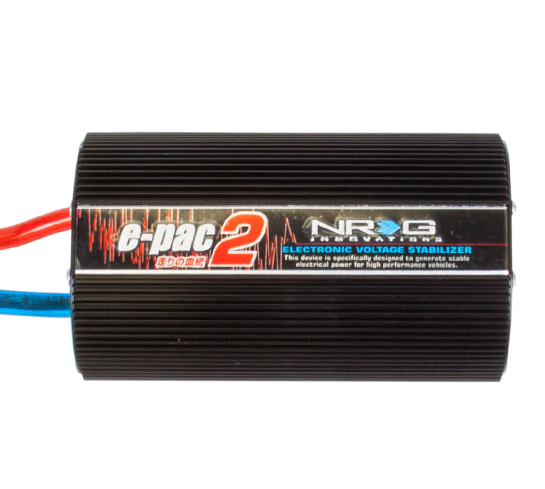 NRG EPAC-200BK EPAC Charging System Voltage Stabilizer