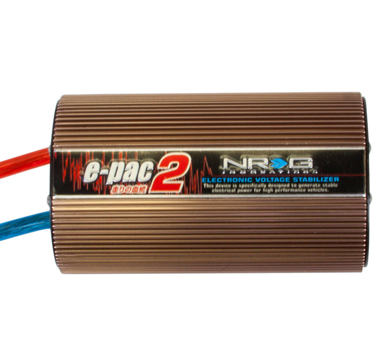 NRG EPAC-200TI EPAC Charging System Voltage Stabilizer