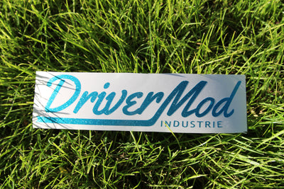DriverMod Industries limited run decals