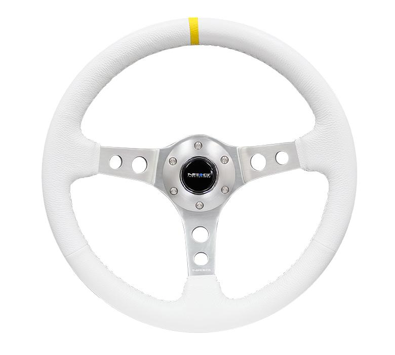 NRG ST-006-WT-Y Steering Wheel
