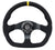 NRG RST-024MB-SA-Y 320mm Alcantara Reinforced Steering Wheel