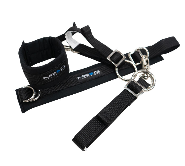 NRG SBH-AR01BK SFI 3.3 Black Arm Restraints