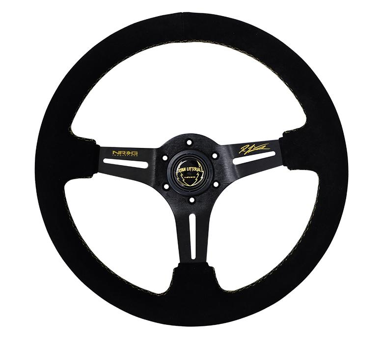 NRG ST-018S-RL Steering Wheel