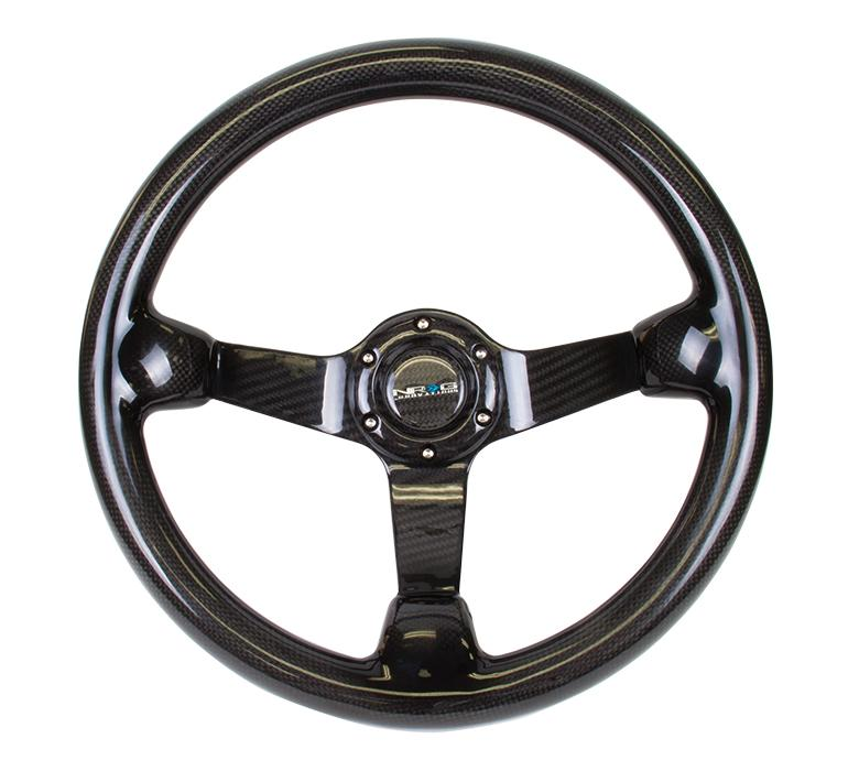 NRG ST-036CF Steering Wheel