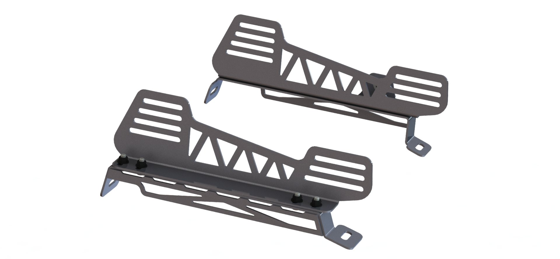 Street Faction Toyota FRS Seat Brackets