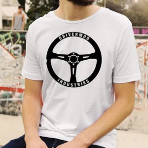 Steering Wheel Mens T-shirt