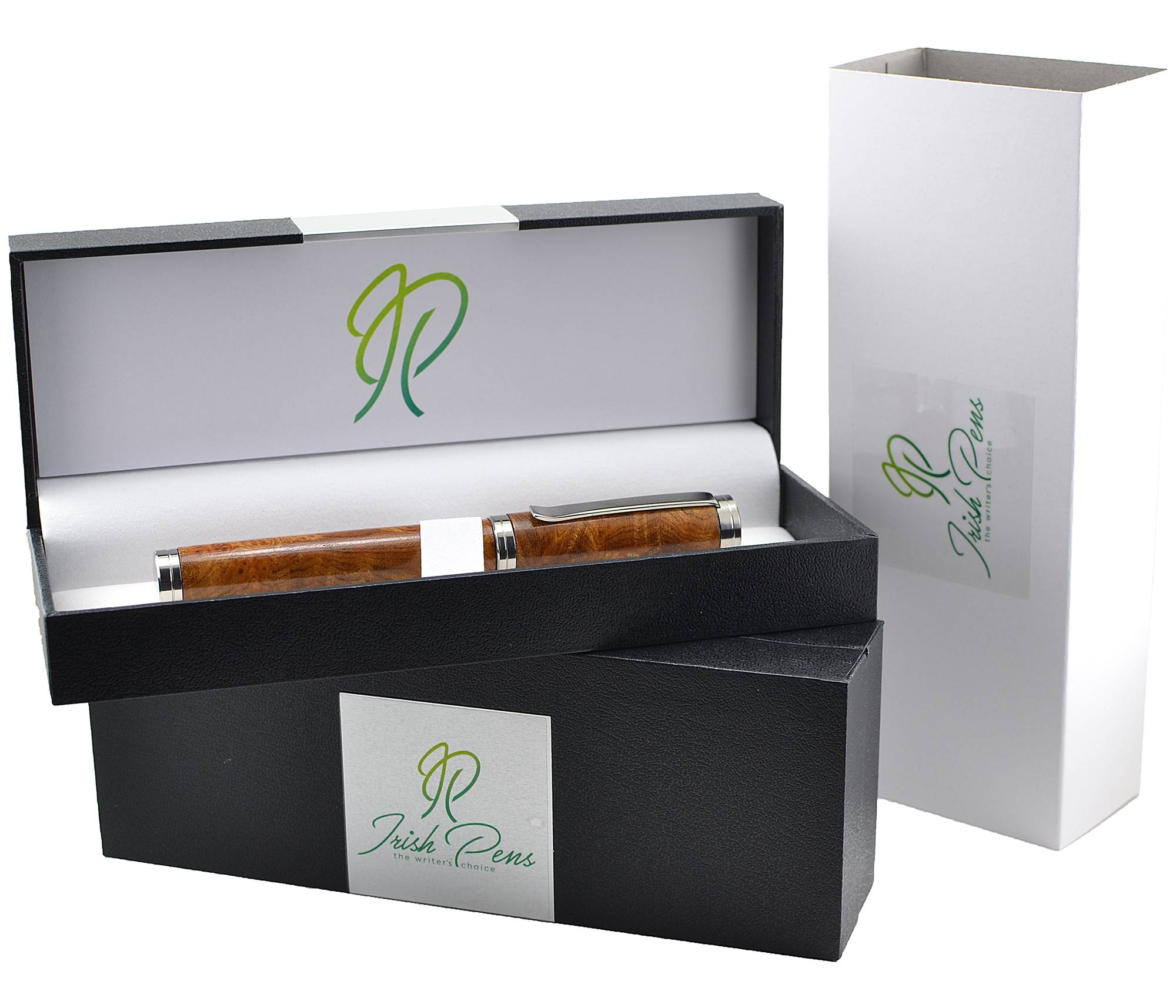 Fountain pen in gift box by Irish Pens
