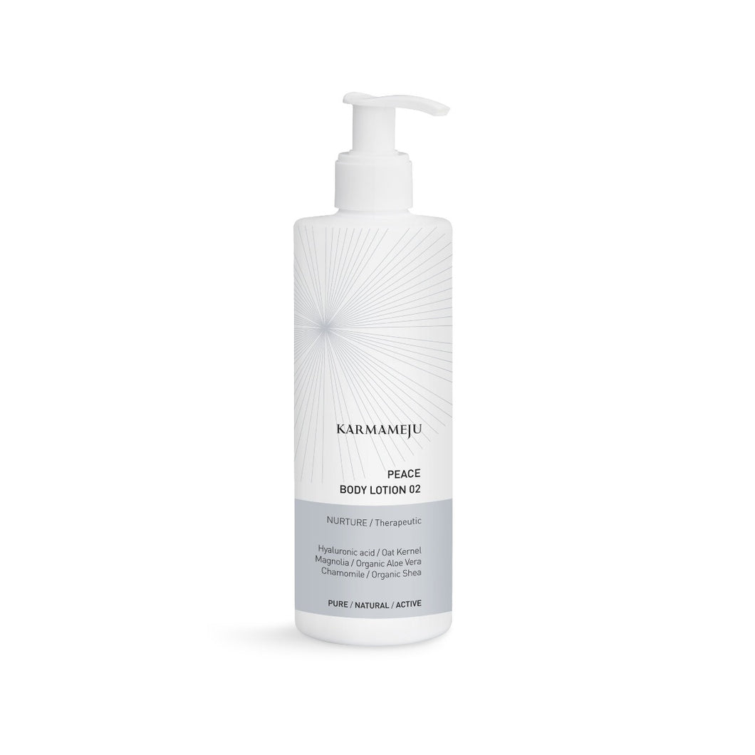 Karmameju Peace Body lotion 02