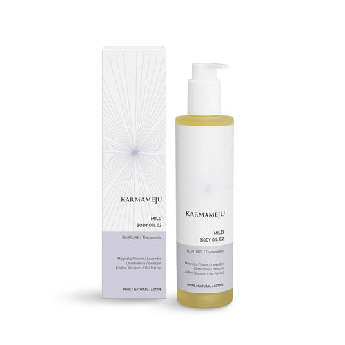 Karmameju Mild Body oil 02 - 200ml