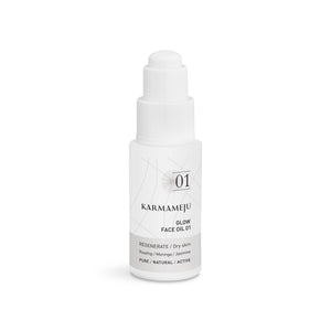 Karmameju Glow Face oil 01