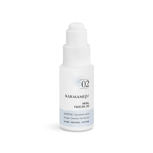Karmameju Heal Face oil 02