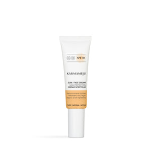 Karmameju SUN Face SPF 30 - 50 ml.