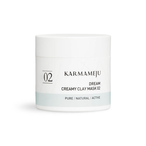 Karmameju Dream Creamy clay mask