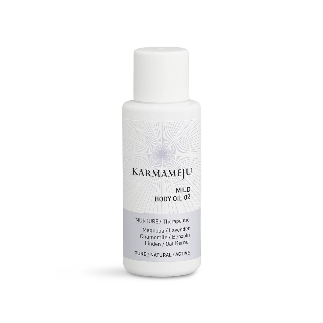 Karmameju Mild Body oil 02 - 50ml