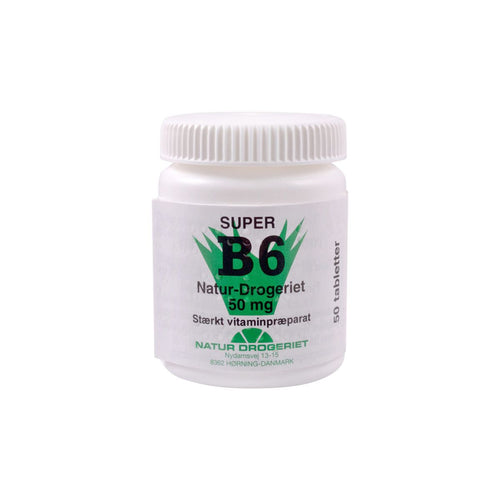 Super B6 Vitamin 50 mg